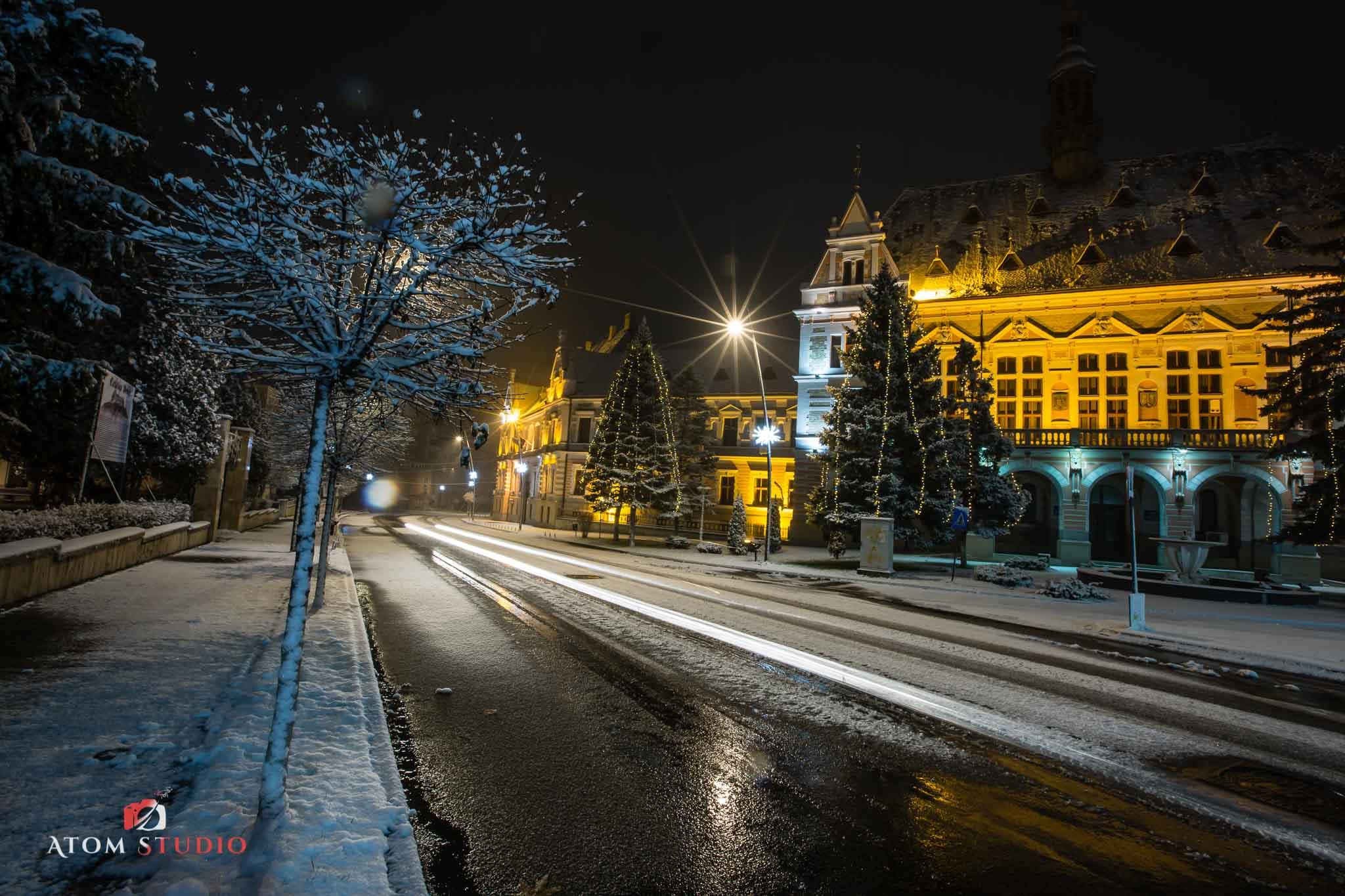 Fotografii Deva iarna decembrie 2018-7