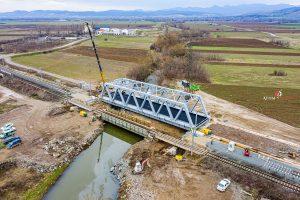 Pod cale ferata Saulesti - Fotografie aeriana profesionala cu drona mavic 2 pro-2