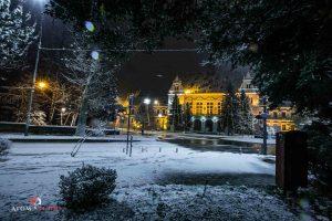 Fotografii Deva iarna decembrie 2018-8